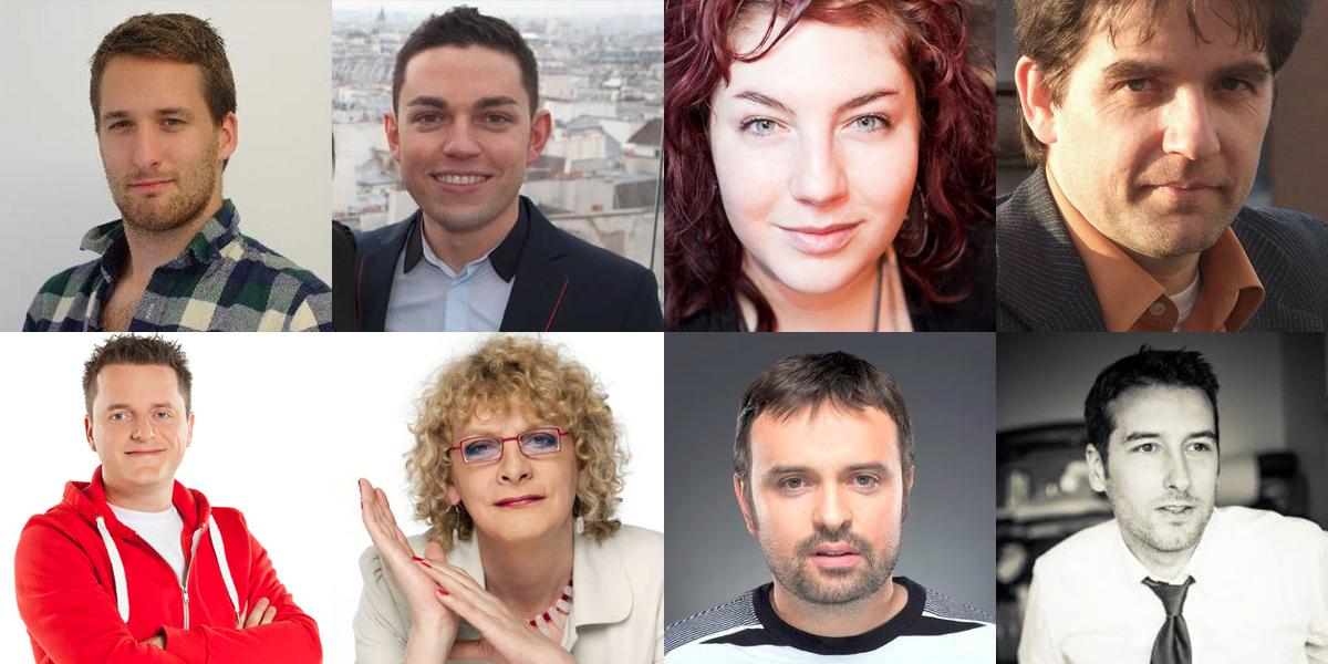 8 influenceurs du webmarketing expliquent comment ils ont développé leur audience!