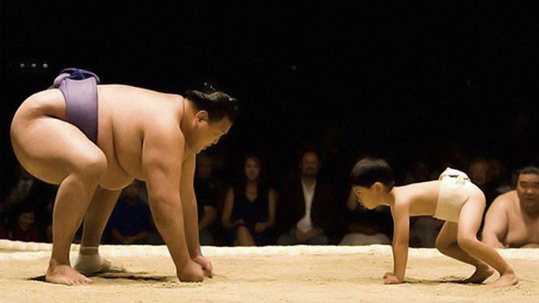 agile sumo vs child