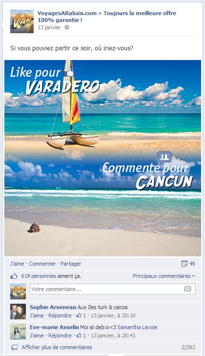 Facebook viral post 2