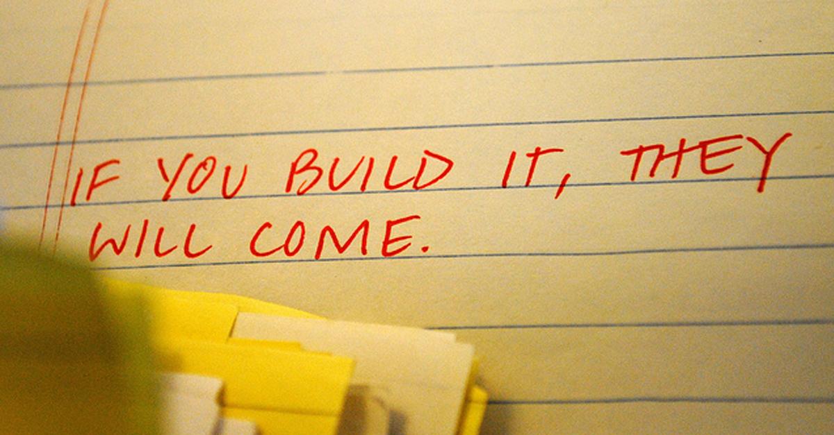 S'ouvrir un site web, c'est un peu comme s'ouvrir un dépanneur.