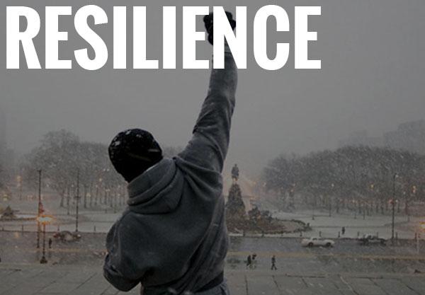 Frustration, échec et résilience. Comment devenir comme Rocky Balboa