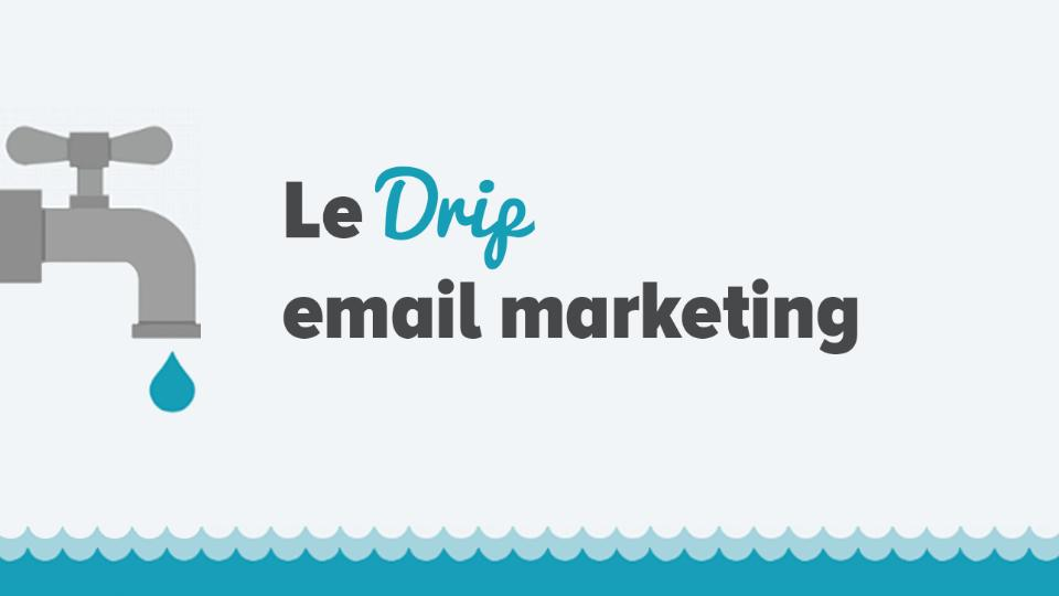 Le drip email marketing