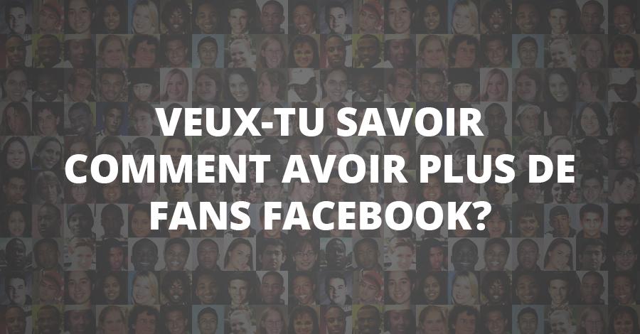 Voici pourquoi vous ne voulez pas plus de fans Facebook...