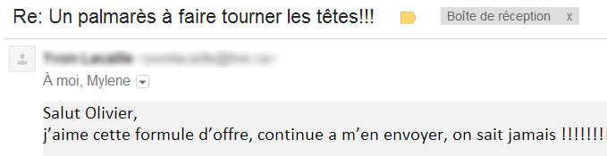 gmail courriel de remerciement 3