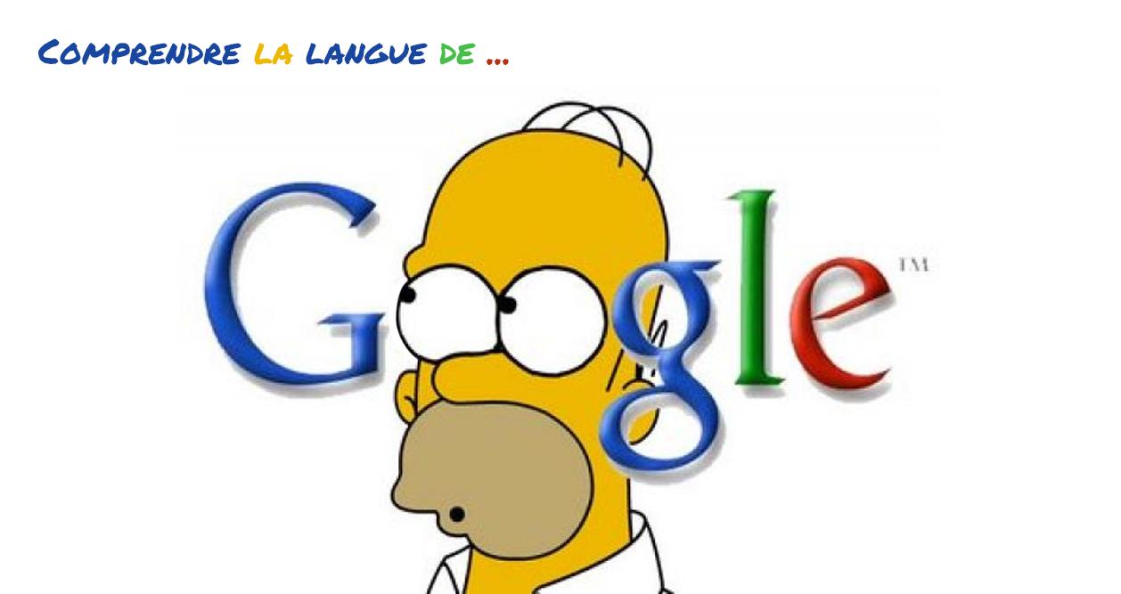 Comment parler le SEO: Glossaire de Google et du Référencement Naturel.