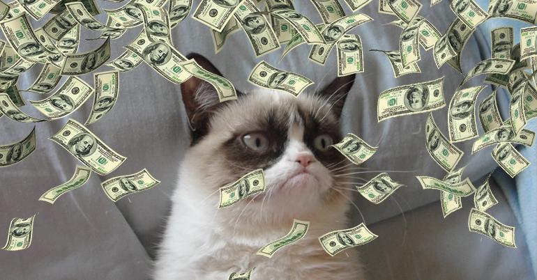 Les 4 seules vraies façons de se faire de l'argent sur Internet.