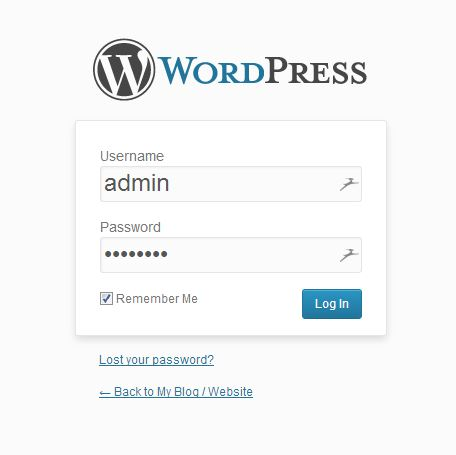 Comment installer WordPress