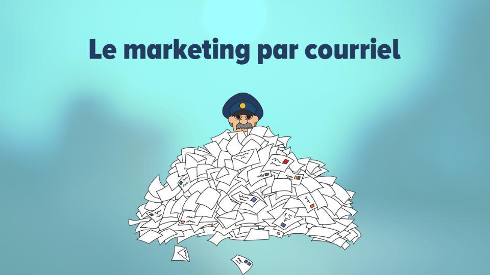 le marketing par courriel