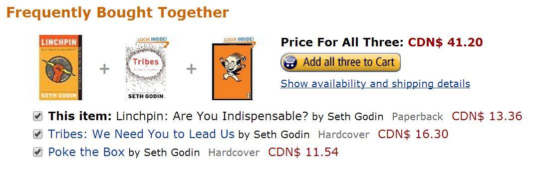Comment Amazon augmente la taille d'un panier moyen.