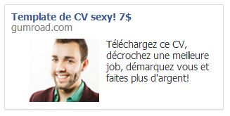 remarketing exemple 2